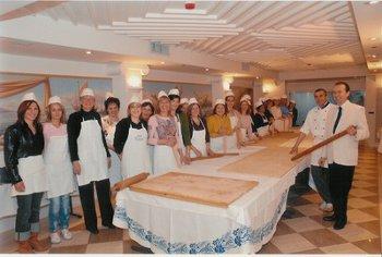 Bruxelles,Berlino e Francoforte ospitano la settimana della promozione della cucina del sud