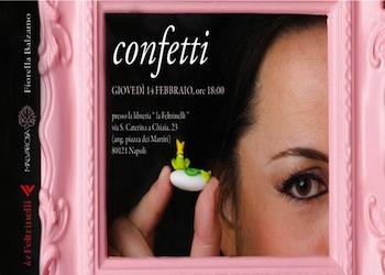 Confetti, il nuovo libro di Fiorella Balzamo dedicato alla Microdecorazione