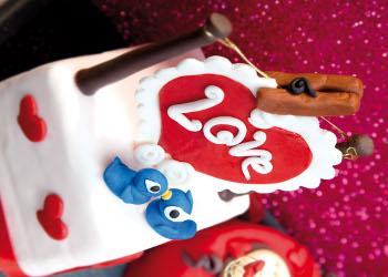 San Valentino piccante da Cake Appeal a Napoli