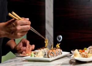 Incontro tra sushi giapponese e quello della Campania