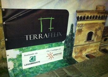 """A Casale di Teverolaccio a Succivo si inaugura Terra Felix,  l'ecomuseo con """"tipicheria"""", orti sociali e laboratori"""