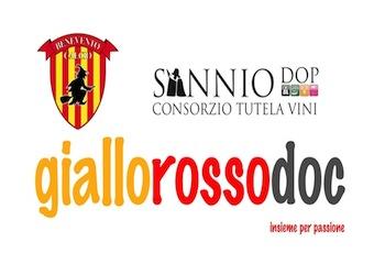 Convention Nazionale Città del Vino e Giallorosso Doc, Sannio capitale del vino e del calcio