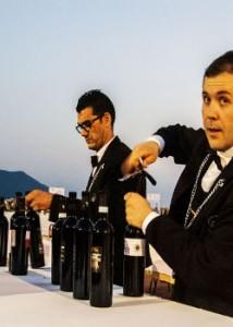 sommelier al wine tasting di Vinalia 20
