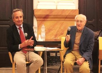 Luigi Moio e Leonardo Mustilli premiati a Falanghina Felix