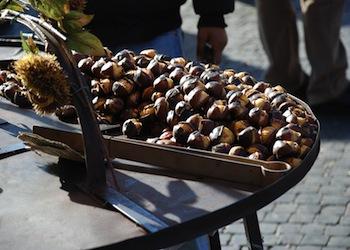 La Sagra della Castagna di Montella Igp, per un weekend con caldarroste e vino d'Irpinia