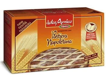 Melegatti chiama Pastiera un pan di spagna farcito all'arancia...qualche consiglio al consumatore