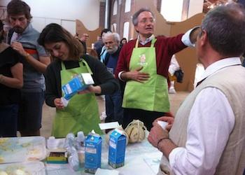 Il Latte Nobile all'Expo. A Napoli la conferenza di presentazione