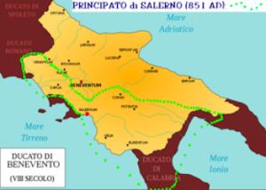 310px-PrincipateSalerno851Duchy_of_Benevento8century