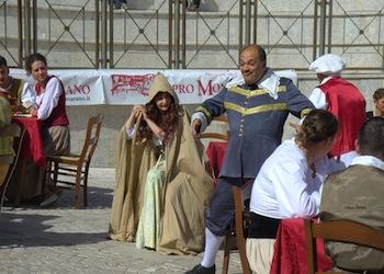 Ritorno al medioevo in Irpinia