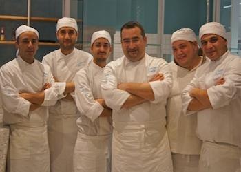 Apre a Caserta Morsi e Rimorsi pizzeria con i maestri Gianfranco Iervolino e Giuseppe Daddio