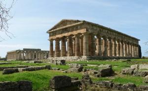 Grand Tour di notte a Paestum