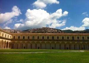 Alla Certosa di Padula scoprendo i sapori del Vallo di Diano.Il Fagiolo di Casalbuono