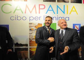 La Regione Campania a Gustus, ecco le iniziative