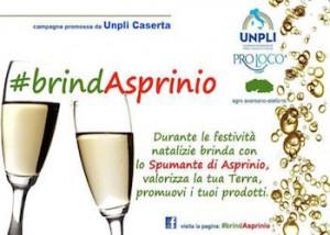 BrindAsprinio, la campagna dell'Unpli per promuovere le nostre bollicine