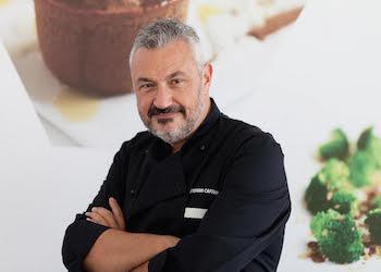 Stefano Caffarri e la cucina emiliana a Casa Lerario