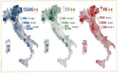 Rapporto Ismea-Qualivita. Focus sull'impatto delle Dop Igp nell'economia Campana, su tutti Caserta e Salerno