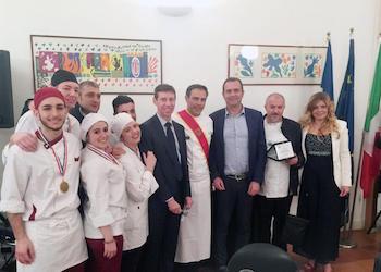 """All'Istituto Francese di Napoli """" Gout de France"""" con gli alberghieri"""