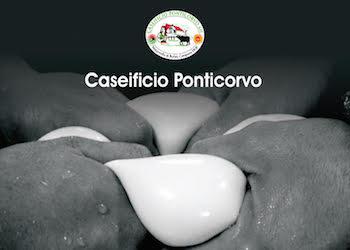 Caseificio Ponticorvo a Città della Pizza a Roma