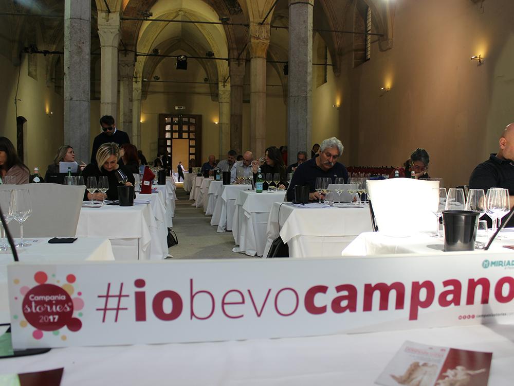 CampaniaStories, presentazione delle nuove annate tra Reggia e Napoli