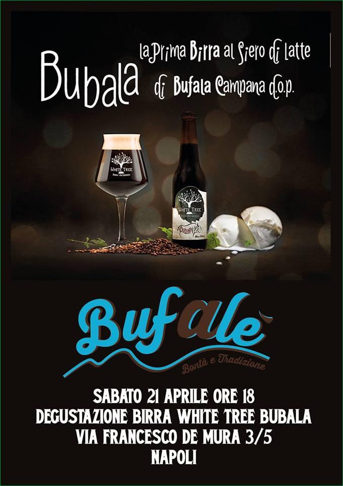 Sabato al Vomero con la birra  Bubala da Bufalè