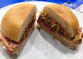 Il panino dello chef