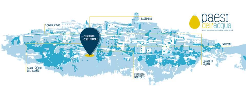 I Paesi dell'acqua, eventi e discussioni nella Valle del Tammaro