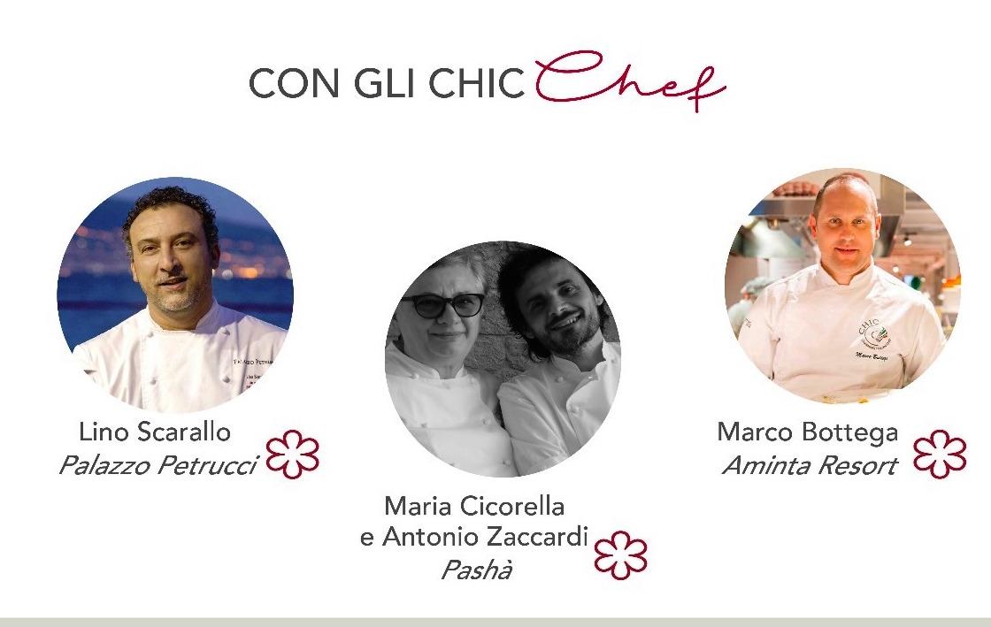 In The Kitchen tour di CHIC a Palazzo Petrucci