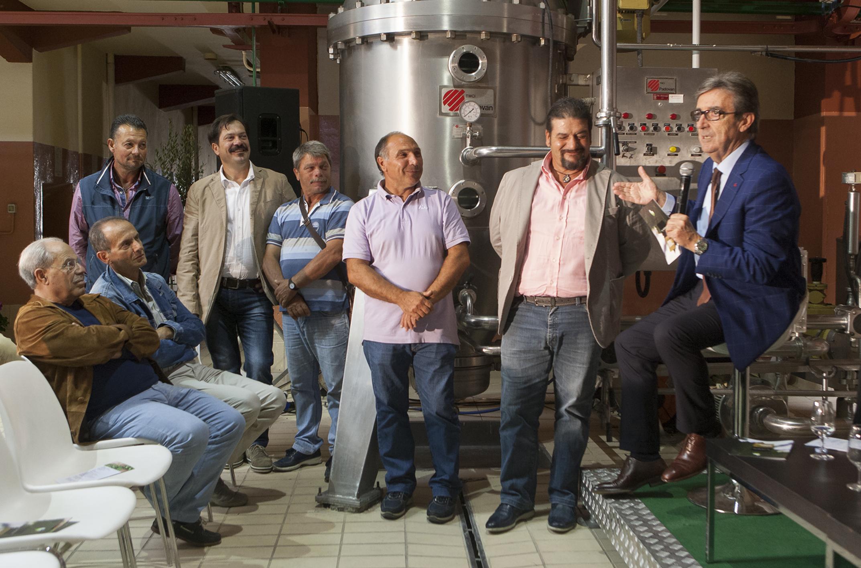 Biowine, la campagna consultiva approda  a La Guardiense