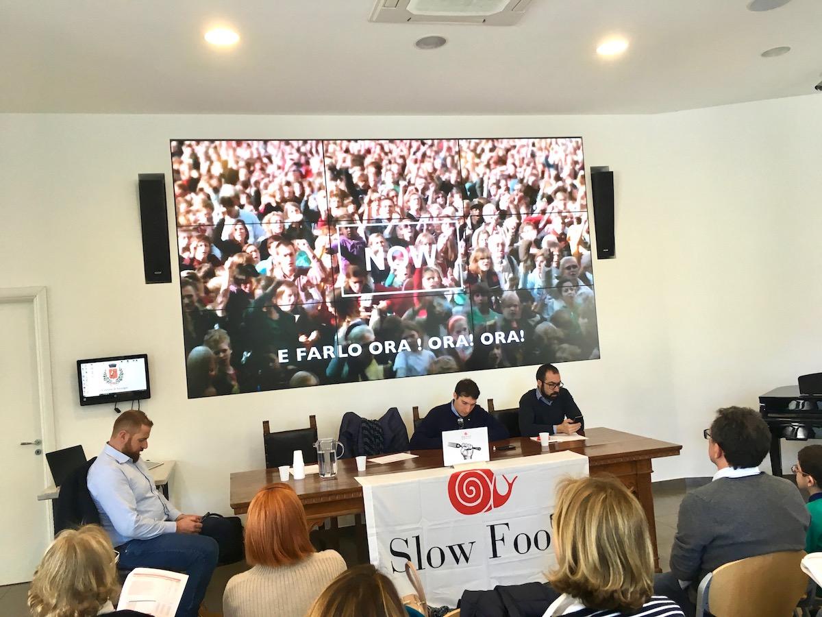 Comitato tecnico scientifico per Slow Food Capri Costiera sorrentina