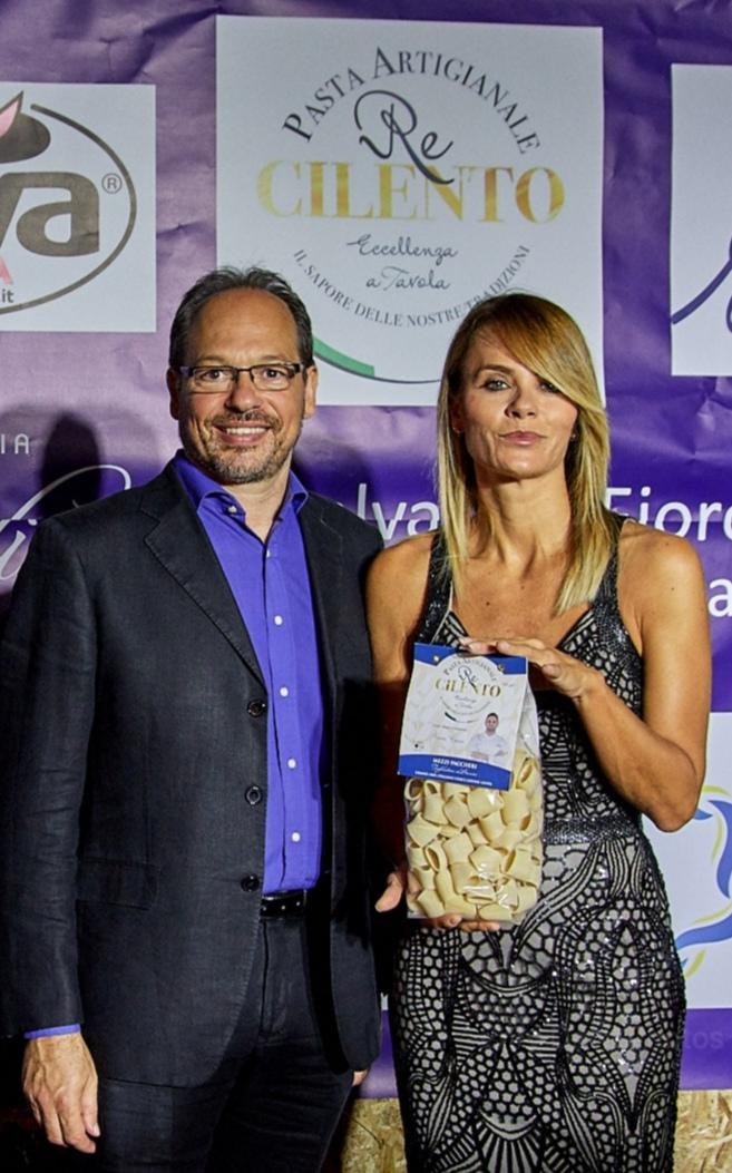 Premio E' Campania al Pastificio Re Cilento di Marco Raiola