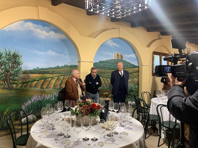 """Uno sguardo in Puglia; degustazione del """"23 Settembre"""" del Conte Spagnoletti Zeuli, nuova era per il Nero di Troia"""