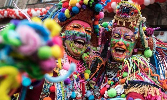 Montemarano ospita un gran Carnevale, tutte le info