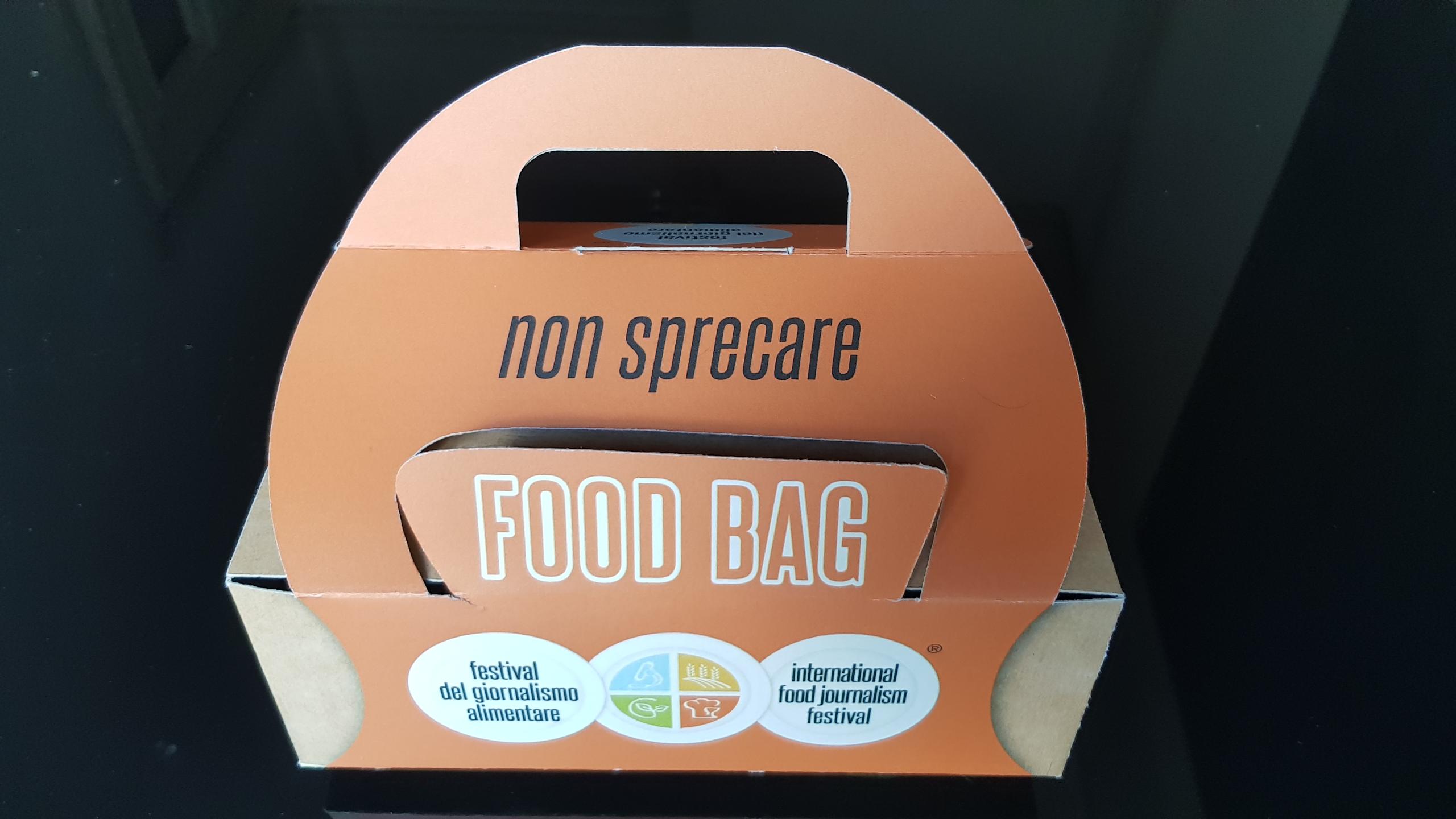 Food Bag Festival del Giornalismo Alimentare