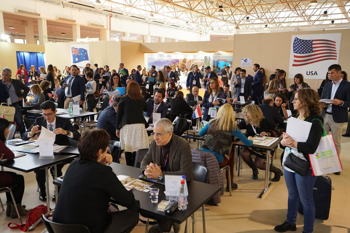 A Napoli si Conferma la Borsa Mediterranea del Turismo 20-22 Marzo