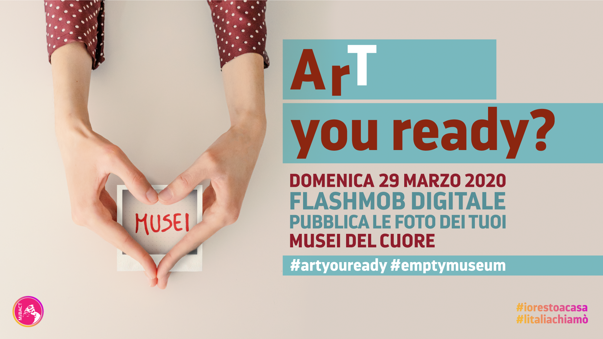 Che ci sia tanta Campania, pronti per ArT you Ready