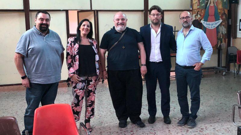 Progetto Sartù, alla Municipalità 8 di Napoli 10000 porzioni di riso dalla Fondazione  Elkann