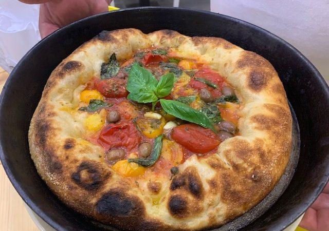 Pizza nel Ruoto sempre più presente nei menù: quattro esempi