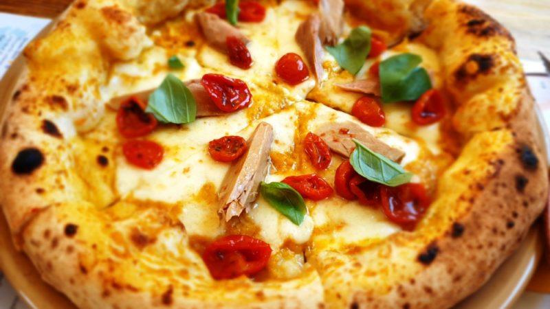 Pizzeria Il Piennolo a Cetara, ripartenza centopercento Costa Divina