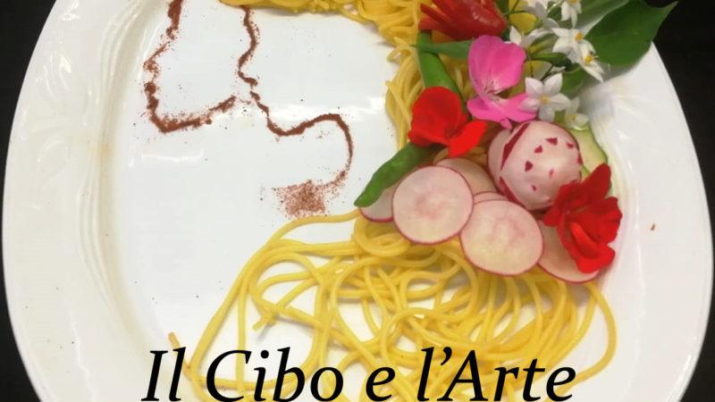 Cibo e arte un contest fotografico per vincere prodotti alimentari