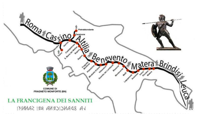 In Cammino lungo la Francigena dei Sanniti