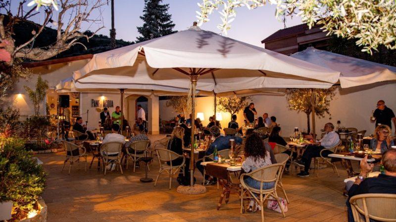 RipartiamoRosè con 5 Rosati Campani:  Borgodangelo, Cantina del Taburno,  Casa Setaro,  Regina Viarum, Sclavia