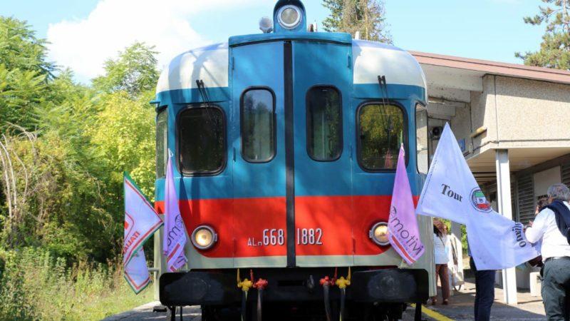 Irpinia Express, domenica parte il treno delle tre Docg