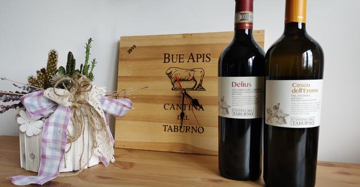 Riconoscimenti Vinoway per Delius e Cesco dell'Eremo di Cantina del Taburno