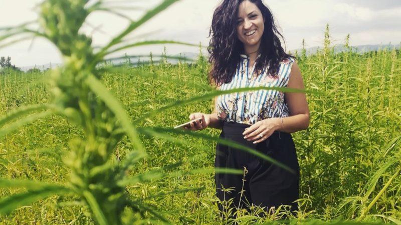 Canapa presente e futuro, ne parliamo con l'agronomo Maria Teresa Basciano