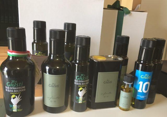La nuova vita della Cultivar Corniola, l'olio di Capua, con Roberta Giusti.