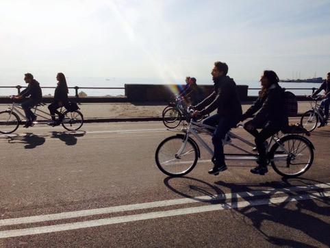 San Valentino con un BikeTour a Napoli