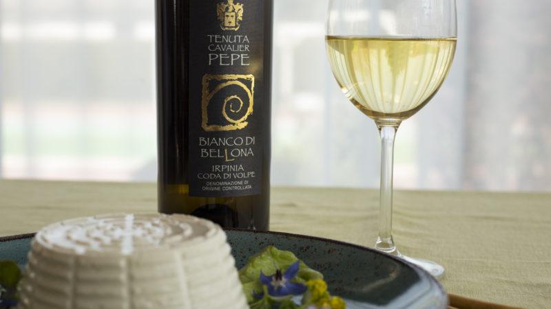 Racconti di Primavera con i vini di Tenuta Cavalier Pepe