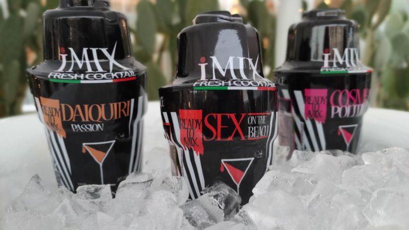 I Nuovi iMIX Fresh Cocktail di Distilleria Petrone