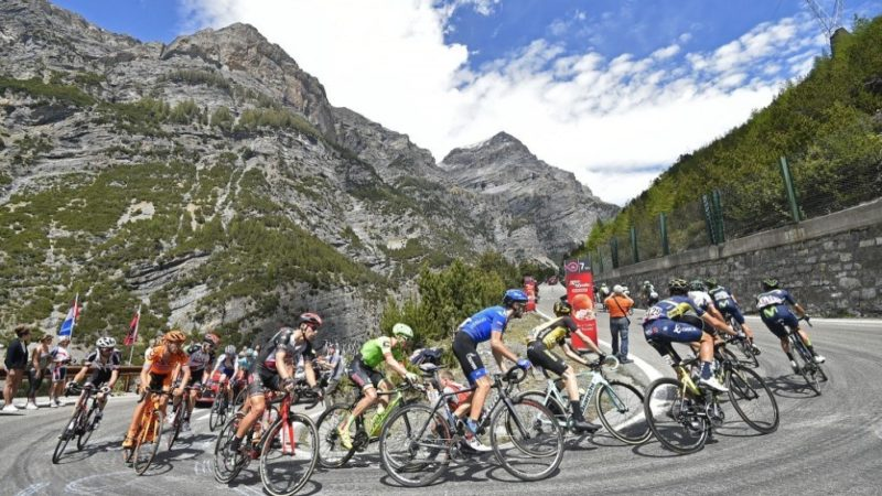 Giro d'Italia a Guardia Sanframondi, anche in E-bike