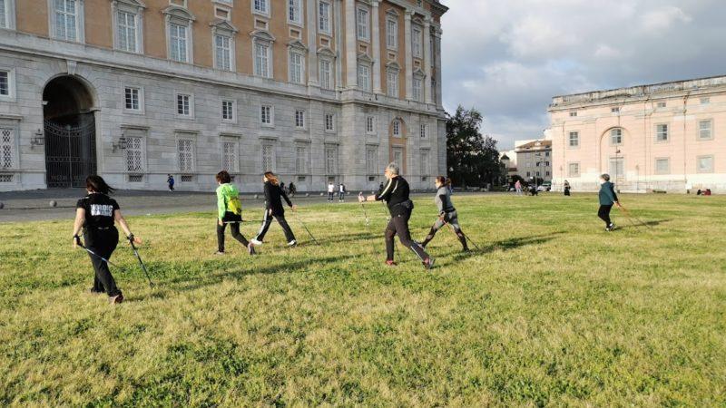 Nordic Walking in Campania, opportunità  per il turismo. Intervista a Rosanna Paciotti